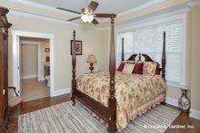 Architectural House Design - Cottage Interior - Bedroom Plan #929-992