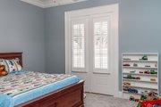 European Style House Plan - 3 Beds 2 Baths 2854 Sq/Ft Plan #430-192 Interior - Bedroom