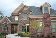 Traditional Exterior - Front Elevation Plan #927-236