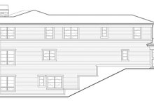 Dream House Plan - Prairie Exterior - Other Elevation Plan #132-518