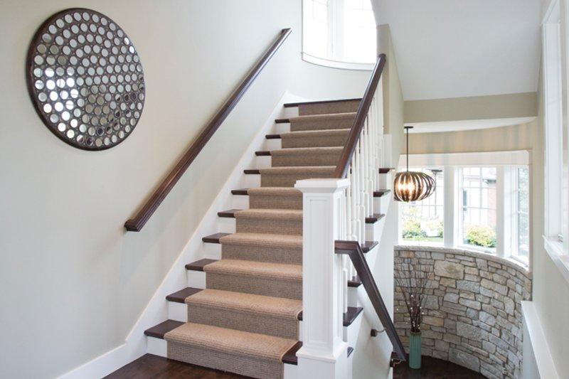 Traditional Interior - Entry Plan #928-271 - Houseplans.com