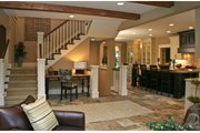 Classical Style House Plan - 3 Beds 3.5 Baths 3281 Sq/Ft Plan #928-240 Interior - Entry