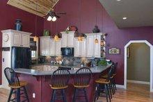 Country Interior - Kitchen Plan #17-3266