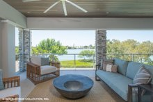 Architectural House Design - Modern Exterior - Outdoor Living Plan #930-519