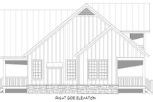 House Blueprint - Country Exterior - Other Elevation Plan #932-360