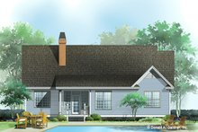 Ranch Exterior - Front Elevation Plan #929-665