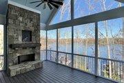 Craftsman Style House Plan - 4 Beds 4 Baths 2944 Sq/Ft Plan #437-114