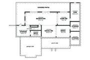Farmhouse Style House Plan - 3 Beds 2.5 Baths 2230 Sq/Ft Plan #119-436