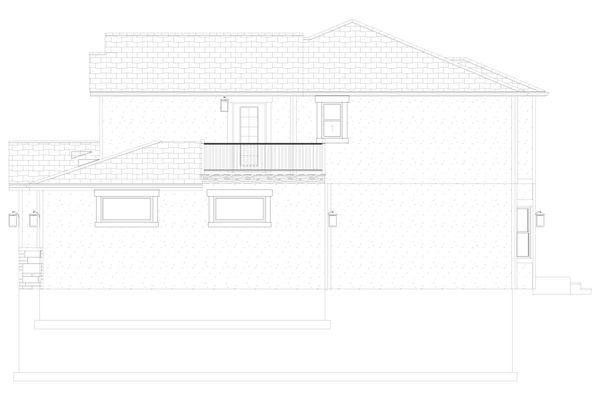 Dream House Plan - Craftsman Floor Plan - Other Floor Plan #1060-66