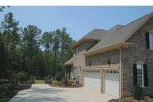Home Plan - Colonial Exterior - Other Elevation Plan #927-587