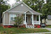 Craftsman Style House Plan - 3 Beds 2 Baths 1076 Sq/Ft Plan #936-16