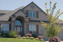 Dream House Plan - Craftsman Exterior - Other Elevation Plan #48-383