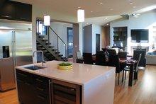 Contemporary Interior - Kitchen Plan #132-563