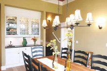 Architectural House Design - Craftsman Interior - Dining Room Plan #928-39