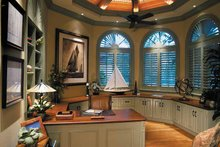 House Plan Design - Mediterranean Interior - Other Plan #930-314