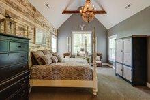 House Plan Design - European Interior - Master Bedroom Plan #927-362