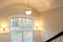 Craftsman Interior - Entry Plan #928-175