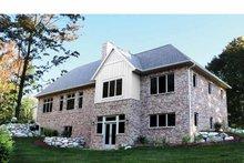 Craftsman Exterior - Rear Elevation Plan #928-227