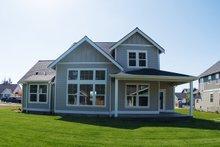Farmhouse Exterior - Rear Elevation Plan #1070-26