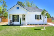 Traditional Style House Plan - 3 Beds 2 Baths 1320 Sq/Ft Plan #44-230