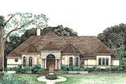 European Style House Plan - 3 Beds 2.5 Baths 2517 Sq/Ft Plan #20-129