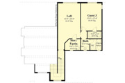 Contemporary Style House Plan - 4 Beds 4 Baths 3594 Sq/Ft Plan #930-504