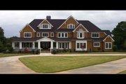 Craftsman Style House Plan - 4 Beds 6 Baths 7425 Sq/Ft Plan #132-185 Photo