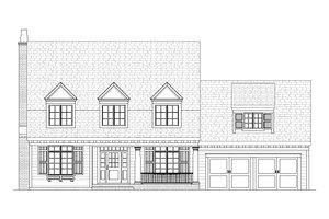 Farmhouse Exterior - Front Elevation Plan #901-5