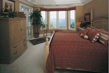 Country Interior - Master Bedroom Plan #929-494
