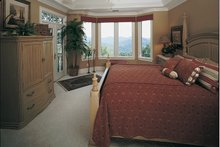 Country Interior - Master Bedroom Plan #929-494