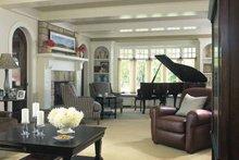 House Plan Design - Craftsman Interior - Family Room Plan #928-19