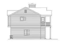 House Plan Design - Country Exterior - Other Elevation Plan #22-611