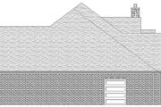 Craftsman Style House Plan - 3 Beds 2 Baths 3278 Sq/Ft Plan #1057-6 Exterior - Other Elevation