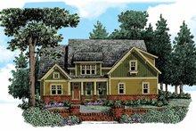 Craftsman Exterior - Front Elevation Plan #927-339