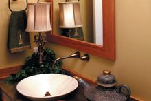 Dream House Plan - Country Interior - Bathroom Plan #929-577