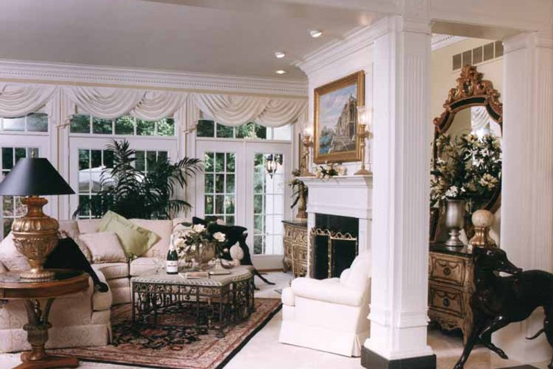 Traditional Interior - Other Plan #46-567 - Houseplans.com