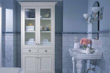 Craftsman Interior - Bathroom Plan #928-19