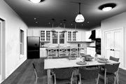 Craftsman Style House Plan - 4 Beds 3 Baths 2688 Sq/Ft Plan #461-44 Interior - Kitchen