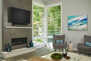 Contemporary Style House Plan - 3 Beds 2.5 Baths 3557 Sq/Ft Plan #928-311