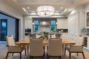 Mediterranean Style House Plan - 4 Beds 5.5 Baths 4167 Sq/Ft Plan #548-16 Interior - Kitchen