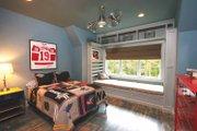 European Style House Plan - 4 Beds 3.5 Baths 4347 Sq/Ft Plan #928-178 Interior - Bedroom