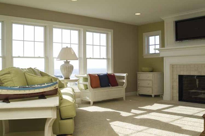 Colonial Interior - Other Plan #928-74 - Houseplans.com