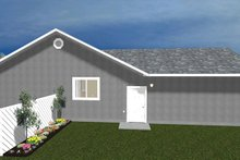 Home Plan - Ranch Exterior - Other Elevation Plan #1060-16