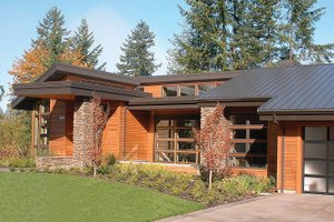 Contemporary Floor Plans and Modern Home Designs