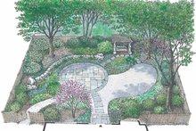 House Plan Design - Exterior - Rear Elevation Plan #1040-99