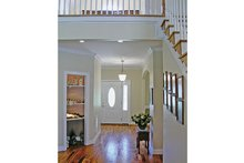Country Interior - Entry Plan #314-281