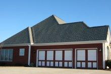 Dream House Plan - European Exterior - Other Elevation Plan #437-41