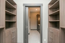 Dream House Plan - Master Closet