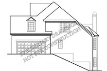 Home Plan - Country Exterior - Other Elevation Plan #927-685