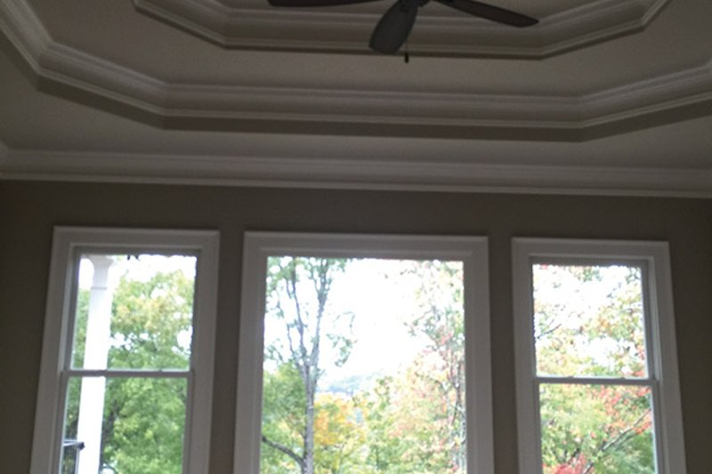 Ranch Interior - Master Bedroom Plan #437-71 - Houseplans.com